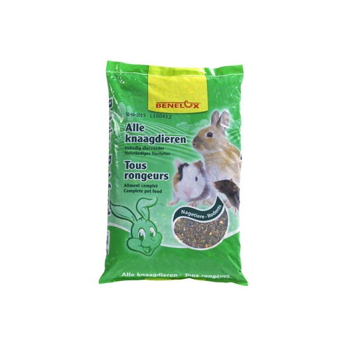 FOOD FOR RODENTS 20 KG