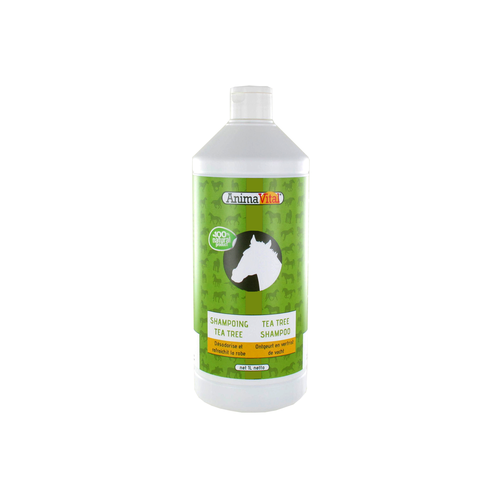 PAARDENSHAMPOO TEA TREE 1 L