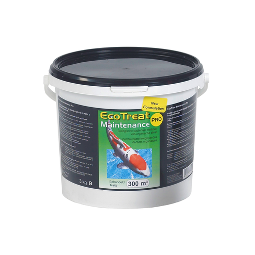 MAINTENANCE PRO  3000 G ECOTREAT